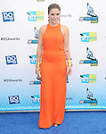 Sophia Bush attends The 2012 Do Something Awards at the Barker Hangar in Santa Monica, California on August 19,2012                                                                               © 2012 DVS / Hollywood Press Agency