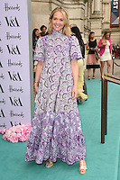 arrives for the V&amp;A Summer Party 2016, South Kensington, London.<br /> <br /> <br /> &copy;Ash Knotek  D3135  22/06/2016