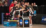 16 APR 2016:  Nebraska ahead of the Division I Women's Bowling Championship held at the Brunswick Zone Carolier in North Brunswick, NJ.  Stephen F. Austin State won the national title.  Ben Solomon/NCAA Photos