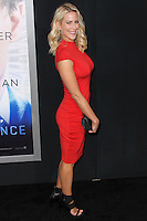 "WESTWOOD, LOS ANGELES, CA, USA - APRIL 10: Brittany Daniel at the Los Angeles Premiere Of Warner Bros. Pictures And Alcon Entertainment's ""Transcendence"" held at Regency Village Theatre on April 10, 2014 in Westwood, Los Angeles, California, United States. (Photo by Xavier Collin/Celebrity Monitor)"