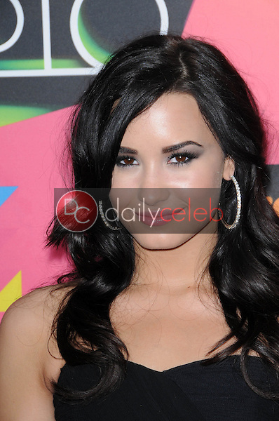 Demi Lovato<br /> at the Nickelodeon's 23rd Annual Kids' Choice Awards, UCLA's Pauley Pavilion, Westwood, CA 03-27-10<br /> David Edwards/DailyCeleb.com 818-249-4998