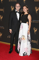 LOS ANGELES - SEP 9:  Maury McIntyre, Dabney Welborn at the 2017 Creative Emmy Awards at the Microsoft Theater on September 9, 2017 in Los Angeles, CA