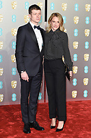 Ed Speelers<br /> arriving for the BAFTA Film Awards 2019 at the Royal Albert Hall, London<br /> <br /> ©Ash Knotek  D3478  10/02/2019