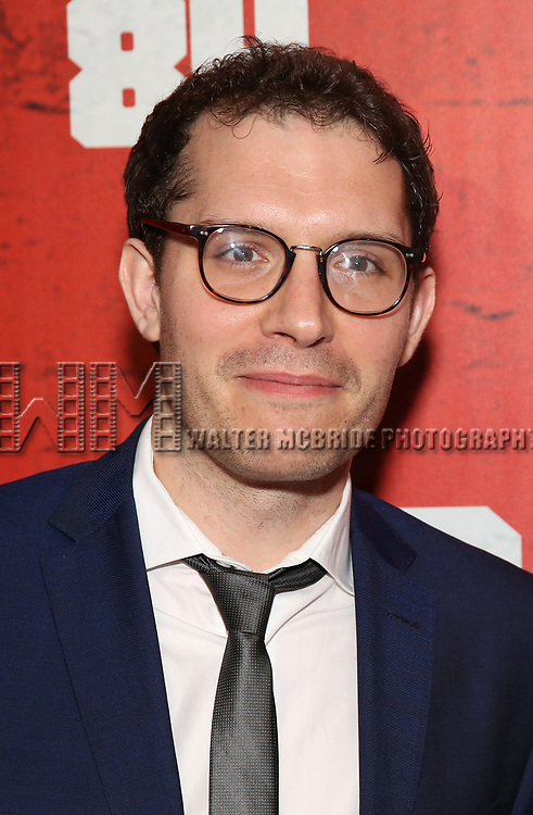 Robert Icke attends the Broadway Opening Night Party for George Orwell's '1984' at The Lighthouse Pier 61 on June 22, 2017 in New York City.