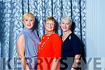 Mary Higgins (Tralee) Siobhan Keane(Lixnaw) and Ina Cumminford (Tralee)