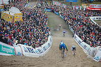 Superprestige Zonhoven 2013<br /> <br /> Diving into The Pit