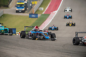 F4 US Championship<br /> Rounds 16-17-18<br /> Circuit of The Americas, Austin, TX USA<br /> Saturday 16 September 2017<br /> 41, Braden Eves <br /> World Copyright: Keith Daniel Rizzo<br /> LAT Images