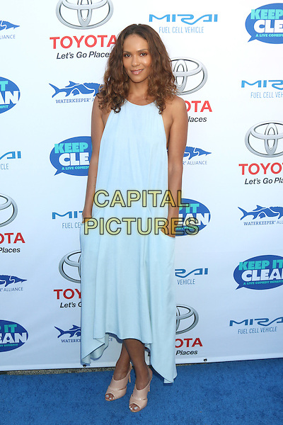 HOLLYWOOD, CA - APRIL 21: Lesley-Ann Brandt at the Keep It Clean Comedy Benefit For Waterkeeper Alliance at Avalon on April 21, 2016 in Hollywood, California. <br /> CAP/MPI/DE<br /> &copy;DE/MPI/Capital Pictures