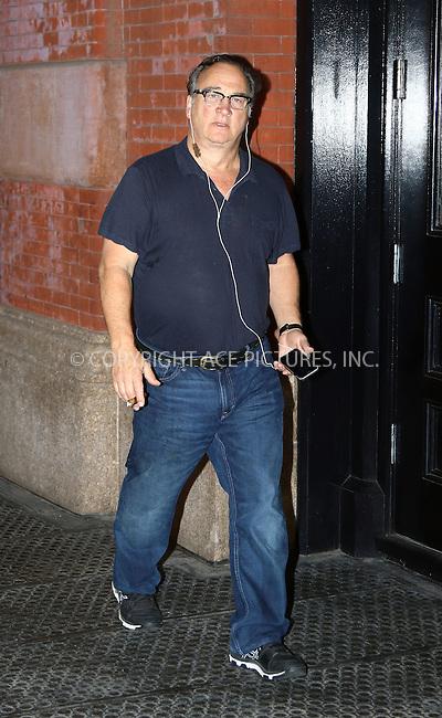 www.acepixs.com<br /> <br /> October 19 2016, New York City<br /> <br /> Actor Jim Belushi walsk in Soho on October 19 2016 in New York City<br /> <br /> By Line: Zelig Shaul/ACE Pictures<br /> <br /> <br /> ACE Pictures Inc<br /> Tel: 6467670430<br /> Email: info@acepixs.com<br /> www.acepixs.com