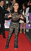 Amber Davies at the Pride of Britain Awards 2017, Grosvenor House Hotel, Park Lane, London, England, UK, on Monday 30 October 2017.<br /> CAP/CAN<br /> &copy;CAN/Capital Pictures /MediaPunch ***NORTH AND SOUTH AMERICAS ONLY***