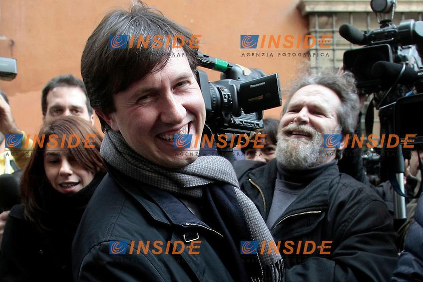 Dario Nardella<br /> Roma 13/02/2014 Direzione del Partito Democratico.<br /> Photo Samantha Zucchi Insidefoto