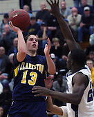 Clarkston at Pontiac, Boys Varsity Basketball, 1/12/12