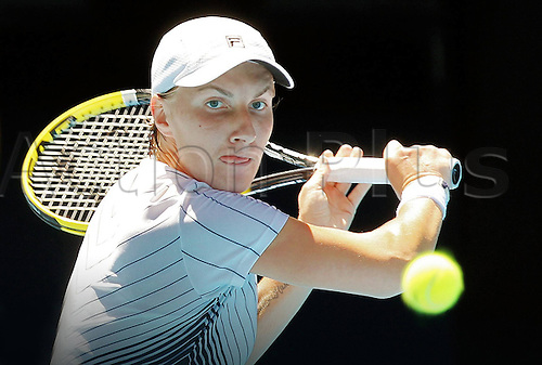 21 01 2011  Pictures Tennis WTA Australian Open Melbourne Australia 21 Jan 11 Tennis WTA Tour Grand Slam Australian Open 2011 Picture shows Svetlana Kuznetsova RUS