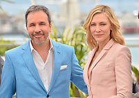 Denis Villeneuve &amp; Cate Blanchett at the photocall for the Cannes Jury at the 71st Festival de Cannes, Cannes, France 08 May 2018<br /> Picture: Paul Smith/Featureflash/SilverHub 0208 004 5359 sales@silverhubmedia.com