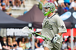 Costa Mesa, CA 06/08/13 - Whit Mccarthy (Team Maverik #36) in action during the inaugural game of the LXMPRO Tour in Orange County.  The Team STX defeated Team Maverik 14-13 at Orange Coast College's Bard Stadium.