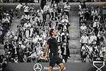 Roger Federer (SUI) defeats Gael Monfils (FRA) in five sets, 4-6, 3-6, 6-4, 7-5, 6-2