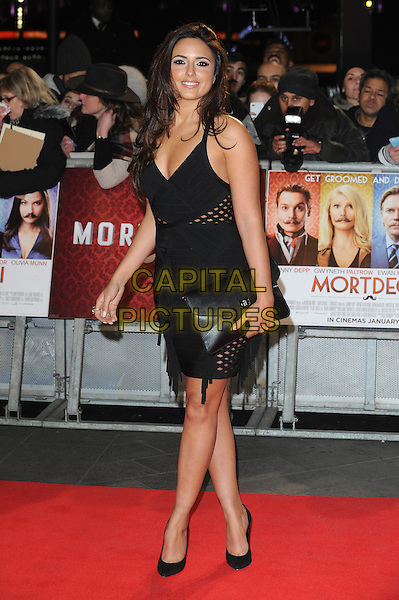 LONDON, ENGLAND - JANUARY 19: Nadia Forde attends the UK Premiere of Mortdecai at Empire Leicester Square on January 19, 2015 in London, England<br />  CAP/BEL<br /> &copy;Tom Belcher/Capital Pictures
