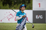 Golfer Jane Lo of hong Kong during the 2017 Hong Kong Ladies Open on June 9, 2017 in Hong Kong, China. Photo by Chris Wong / Power Sport Images