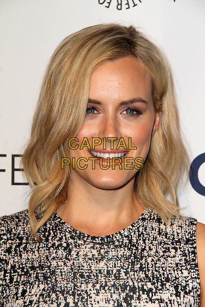 HOLLYWOOD, CA - March 14: Taylor Schilling at the 31st PALEYFEST Presents: &quot;Orange Is The New Black,&quot; Dolby Theater, Hollywood,  March 14, 2014.  <br /> CAP/MPI/JO<br /> &copy;Janice Ogata/MediaPunch/Capital Pictures