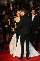 Blake Lively and Ryan Reynolds attend the 'Captives' 1ere -  67th Cannes Film Festival - France