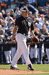 Masahiro Tanaka (Yankees), MARCH 1, 2014 - MLB : MLB spring training baseball game between New York Yankees and Philadelphia Phillies in Tampa, Florida, United States. (Photo by AFLO)