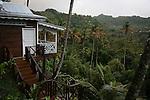 Guest cottages at Fond Doux Estate