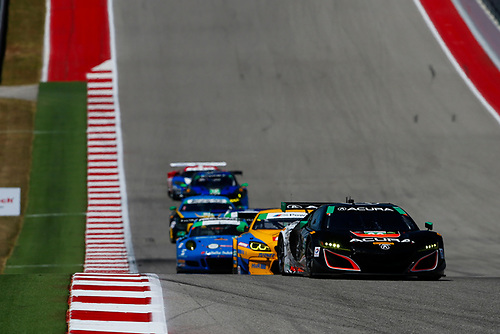 IMSA WeatherTech SportsCar Championship<br /> Advance Auto Parts SportsCar Showdown<br /> Circuit of The Americas, Austin, TX USA<br /> Saturday 6 May 2017<br /> 86, Acura, Acura NSX, GTD, Oswaldo Negri Jr., Jeff Segal<br /> World Copyright: Jake Galstad<br /> LAT Images<br /> ref: Digital Image galstad-COTA-0417-48848