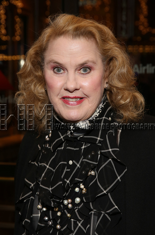 """Celia Weston Attends the Broadway Opening Night of """"All My Sons"""" at The American Airlines Theatre on April 22, 2019  in New York City."""