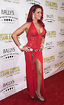 JULY 25 2013: Opening night 'Zowie Bowie Late Night' show at Bally's Las Vegas  Singer Sina