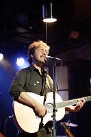 Montreal (Qc) CANADA - November 14, 2007 -<br /> Guillaume Arsenault pr&Egrave;sente  LE RANG DES ILES, au Lion d'or.<br /> <br /> photo (c)  Images Distribution