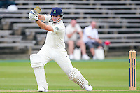 Picture by Alex Whitehead/SWpix.com - 19/07/2014 - Cricket - LV County Championship Div One - Yorkshire CCC v Middlesex CCC, Day 1 - North Marine Road Ground, Scarborough, England - Yorkshire's Alex Lees hits out.