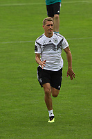 Nils Petersen (Deutschland Germany) - 24.05.2018: Training der Deutschen Nationalmannschaft zur WM-Vorbereitung in der Sportzone Rungg in Eppan/Südtirol