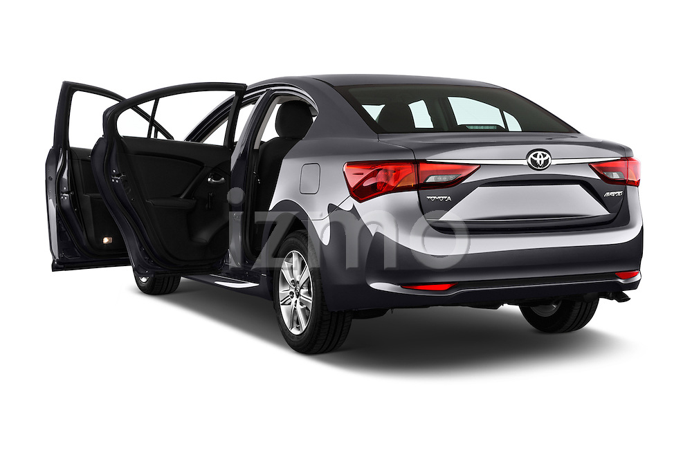 Car images of 2015 Toyota Avensis Active 4 Door Sedan Doors