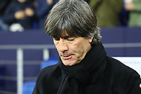 Bundestrainer Joachim Loew (Deutschland Germany) - 19.11.2018: Deutschland vs. Niederlande, 6. Spieltag UEFA Nations League Gruppe A, DISCLAIMER: DFB regulations prohibit any use of photographs as image sequences and/or quasi-video.