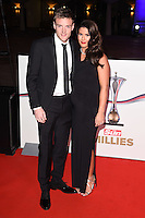 Jamie Vardy<br /> at the Millies 2016, Guildhall, London.<br /> <br /> <br /> &copy;Ash Knotek  D3212  14/12/2016