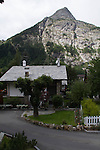 Courmayeur, Italy Europe 2011,
