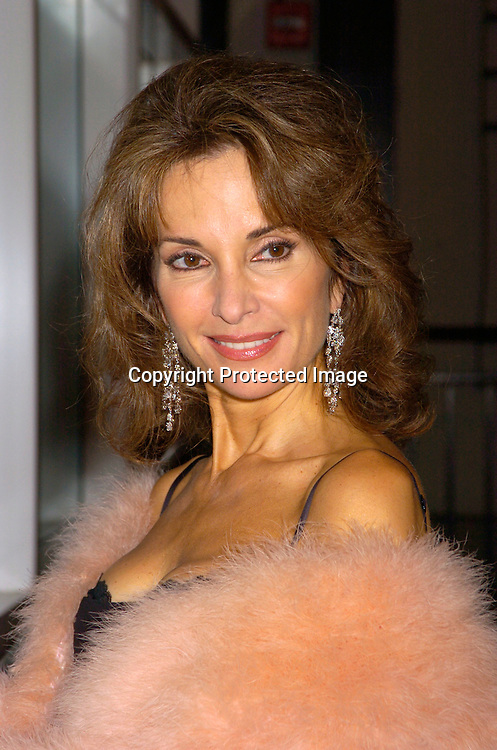 Susan Lucci in Dolce and Gabbana dress ..at ABC Casino Night on October 7, 2004 at The Lighthouse..at Chelsea Piers. ..Photo by Robin Platzer, Twin Images