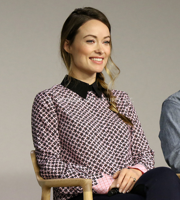 WWW.ACEPIXS.COM<br /> <br /> March 17 2016, New York City<br /> <br /> Actress Olivia Wilde made an appearance at The Apple Store to promote the TV show 'Vinyl' on March 17 2016 in New York City<br /> <br /> By Line: Nancy Rivera/ACE Pictures<br /> <br /> <br /> ACE Pictures, Inc.<br /> tel: 646 769 0430<br /> Email: info@acepixs.com<br /> www.acepixs.com