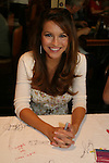 Chrishell Stause of ATWT attends the 22nd Annual Broadway Flea Market and Grand Auction to benefit Broadway Cares / Equity Fights Aids on Sunday 21, 2008 in Shubert Alley, New York City, NY. (Photo by Sue Coflin/Max Photos)