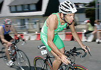 13 JUL 2007 - LORIENT, FRA - Cedric Fleureton - French Grand Prix Series. (PHOTO (C) NIGEL FARROW)
