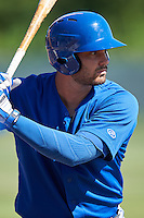 Toronto Blue Jays first baseman Ryan McBroom (44) during an Instructional League game against the Philadelphia Phillies on October 1, 2016 at the Carpenter Complex in Clearwater, Florida.  (Mike Janes/Four Seam Images)