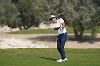 Carlos Pigem (ESP) during the final round of the Commercial Bank Qatar Masters 2020, Education City Golf Club , Doha, Qatar. 08/03/2020<br /> Picture: Golffile | Phil Inglis<br /> <br /> <br /> All photo usage must carry mandatory copyright credit (© Golffile | Phil Inglis)