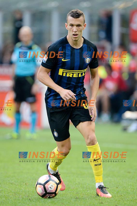 Ivan Perisic Inter<br /> Milano 25-09-2016 Stadio Giuseppe Meazza - Football Calcio Serie A Inter - Bologna. Foto Giuseppe Celeste / Insidefoto