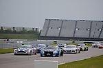 British GT : Rockingham : 04/05 May 2014