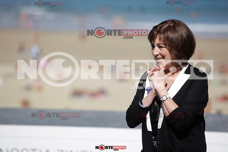 "Actress Carmen Maura posses during the presentation of ""Las brujas de Zugarramurdi"" in the 61 San Sebastian Film Festival, in San Sebastian, Spain. September 22, 2013. (ALTERPHOTOS/Victor Blanco) /NortePhoto"