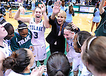 Tulane vs. LSU (Women's BBall 2011)