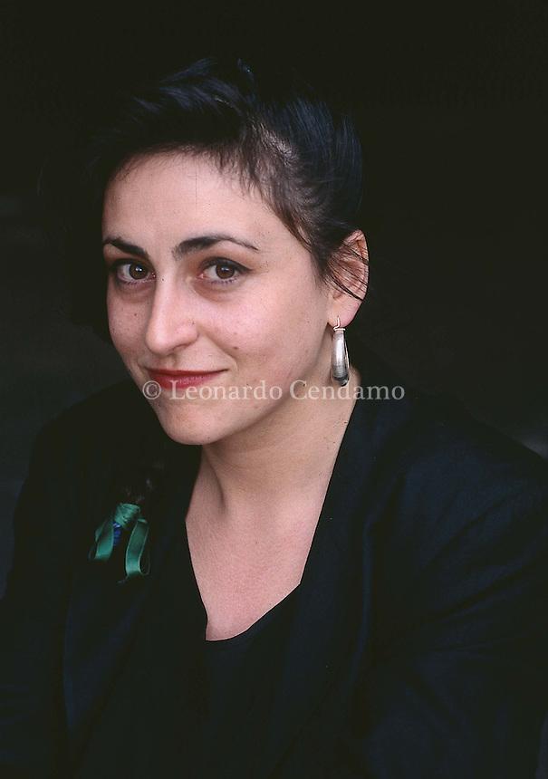 1987: ROSSANA CAMPO © Leonardo Cendamo
