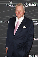 LOS ANGELES, CA - OCTOBER 5 : Dr. Wolfgang Porsche, at the Petersen Automotive Museum Gala at The Petersen Automotive Museum in Los Angeles California on October 5, 2018. <br /> CAP/MPIFS<br /> &copy;MPIFS/Capital Pictures
