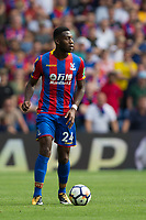 Crystal Palace's Timothy Fosu-Mensah in action    <br /> <br /> <br /> Photographer Craig Mercer/CameraSport<br /> <br /> The Premier League - Crystal Palace v Swansea City - Saturday 26th August 2017 - Selhurst Park - London<br /> <br /> World Copyright &copy; 2017 CameraSport. All rights reserved. 43 Linden Ave. Countesthorpe. Leicester. England. LE8 5PG - Tel: +44 (0) 116 277 4147 - admin@camerasport.com - www.camerasport.com