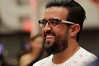 Sao Paulo (SP), 26/11/2019 - BSOP-Millions - Andre Akari - Comecou nesta terca-feira (26), o maior torneio de Poker da America Latina, o BSOP Millions. Neste primeiro dia de evento, diversas celebridades se juntam para disputar a famosa ''Mesa das Estrelas''. (Foto: Diego Soares/Codigo 19/Codigo 19)